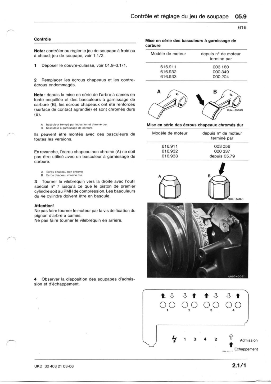 Cherche clé réglage jeu soupape  Unimog10