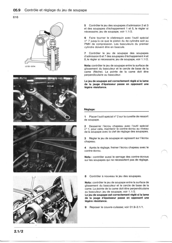 Cherche clé réglage jeu soupape  Unimog11
