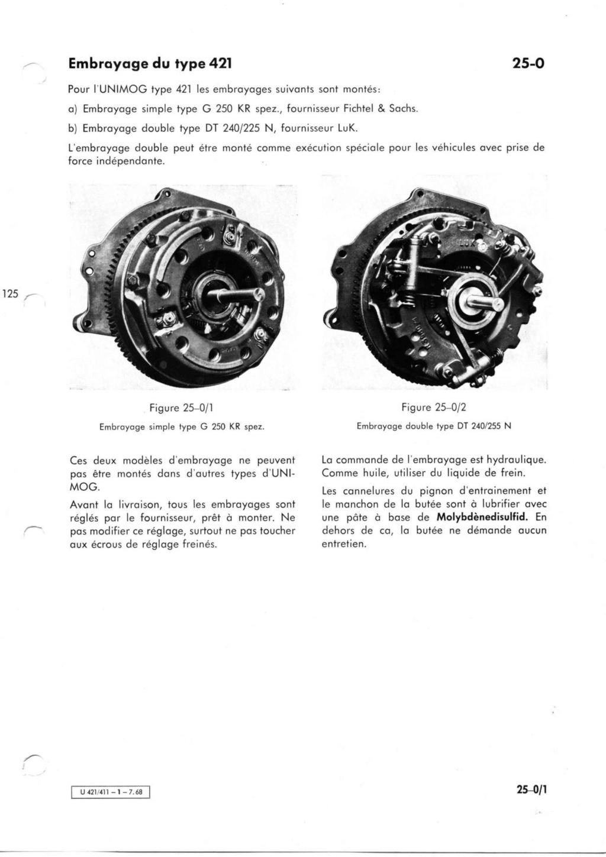 restauration 421B - Page 2 Unimog38