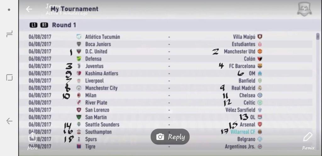 FIFA 19 TEAM DRAFT ORDER 7db61c10