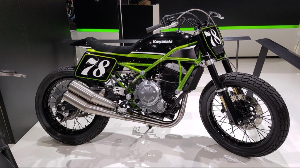 Mondial de la moto... et auto Paris 20181011