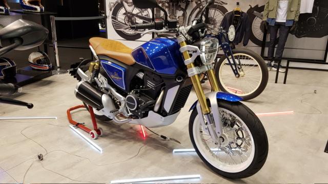Mondial de la moto... et auto Paris 20181017