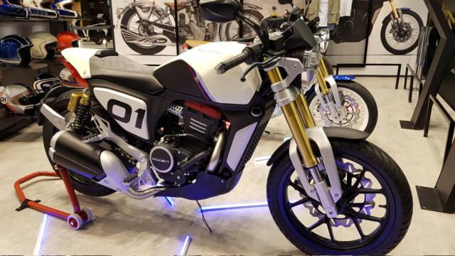 Mondial de la moto... et auto Paris 20181018
