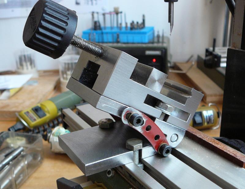 fixation des pièces avec la MF70 P1070311