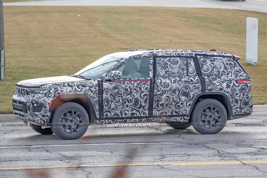 2021 - [Jeep] Grand Cherokee  - Page 3 3d917f10