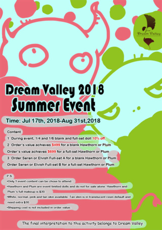 DREAM VALLEY - Autumn event, Chaos, Order p4 010