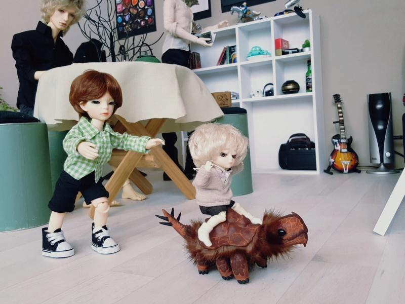 [Toutes mes poupées] Une soirée sans télé - Page 3 20180712