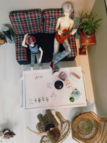 [Toutes mes poupées] Une soirée sans télé - Page 3 20180719