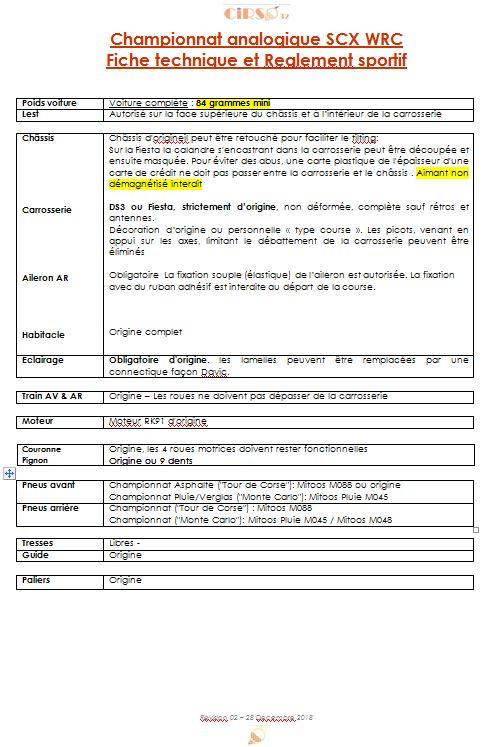 Reglement du championnat analogique WRC SCX - Asphalte et Neige/Verglas Captur13