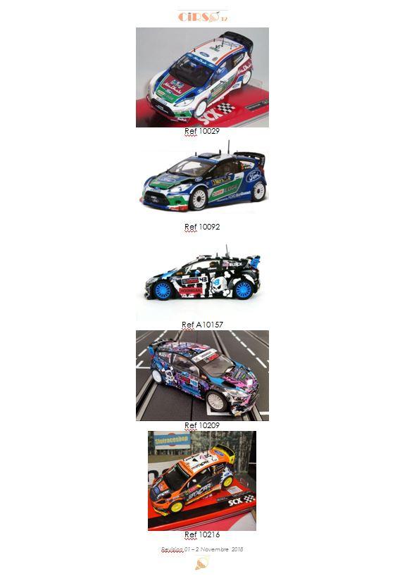 Reglement du championnat analogique WRC SCX - Asphalte et Neige/Verglas Reg310