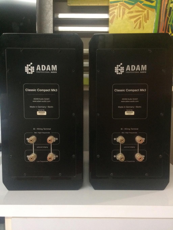 Adam Compact Mk3 Speakers Adam0210