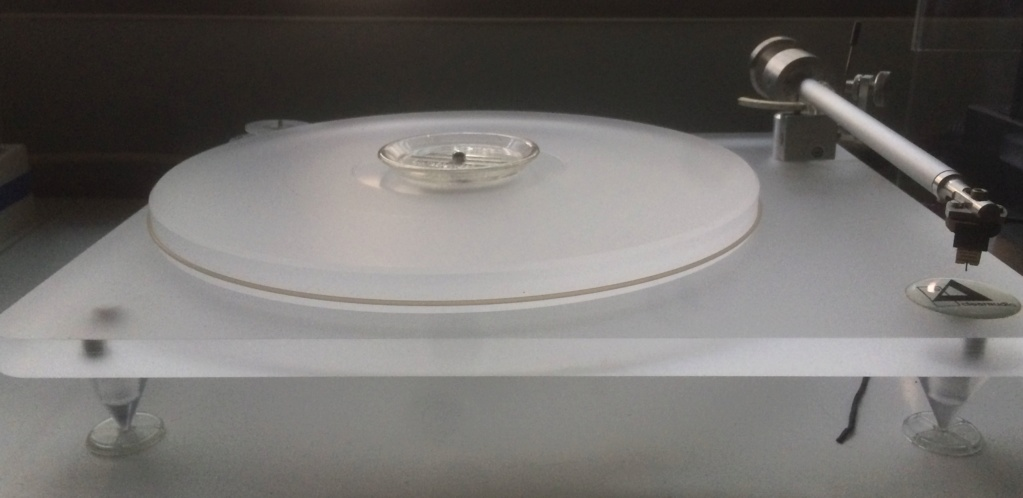 Clearaudio Emotion Turntable (SOLD) Cleara11