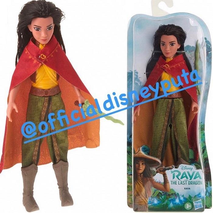 Raya et le Dernier Dragon [Walt Disney - 2021] - Page 6 Raya10