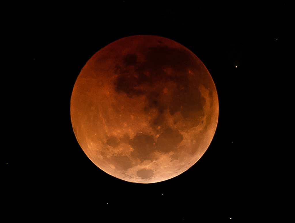 A few of the blood moon First_11