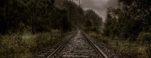Illustration : Le chemin de fer