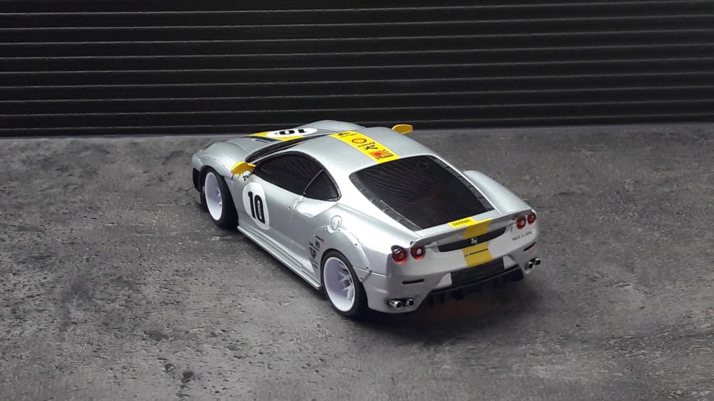 Ferrari F430 liberty walk  20181211