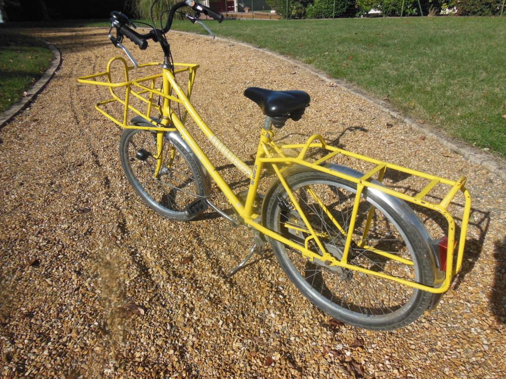 Vélo peugeot du facteur 01022
