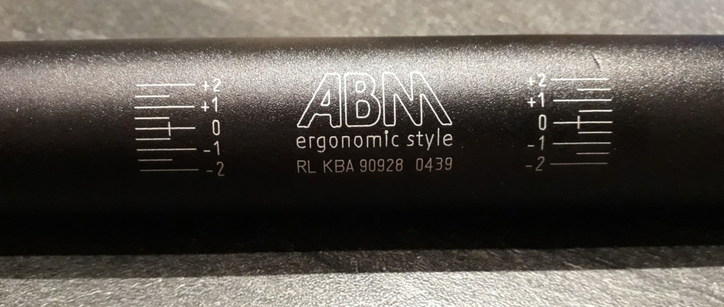 [A VENDRE] Guidon ABM Streetbike Booster 310