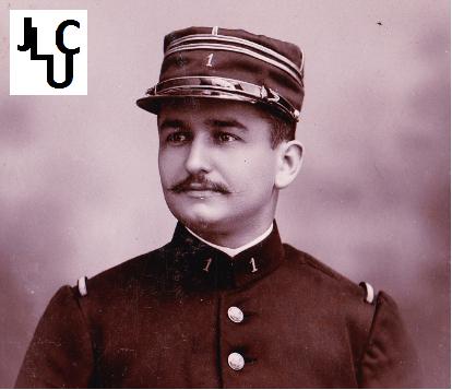 Tenues de l'Infanterie Coloniale par la photo, IIIème République 1893-1914 (Off) 01210