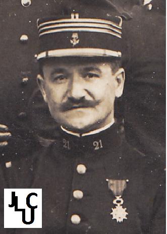 Tenues de l'Infanterie Coloniale par la photo, IIIème République 1893-1914 (Off) 01410