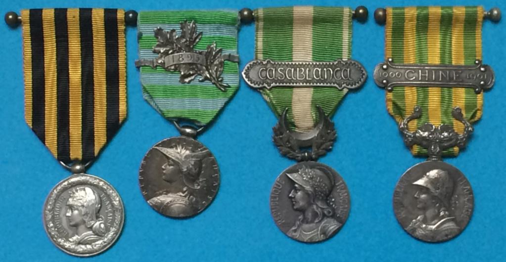 Tenues de l'Infanterie Coloniale par la photo, IIIème République 1893-1914 (Off) 02810