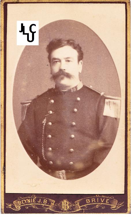 Tenues de l'Infanterie de Marine par la photographie, 1883-1893 (Officiers) Bd_00110