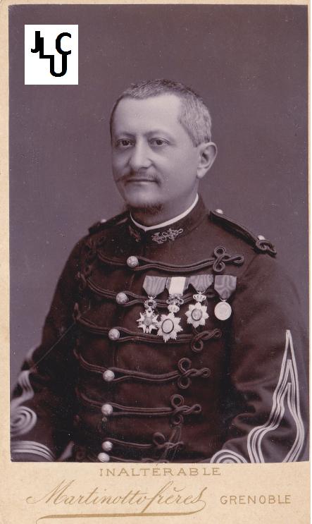 Tenues de l'Infanterie de Marine par la photographie, 1883-1893 (Officiers) Bd_01310