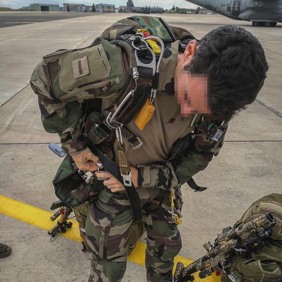 Le G.C.P. fer de lance de la 11ème Brigade Parachutiste 10819811