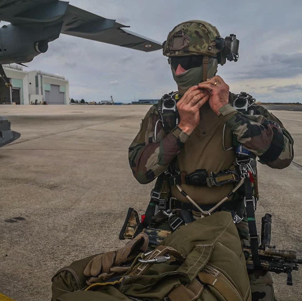 Le G.C.P. fer de lance de la 11ème Brigade Parachutiste 10828311