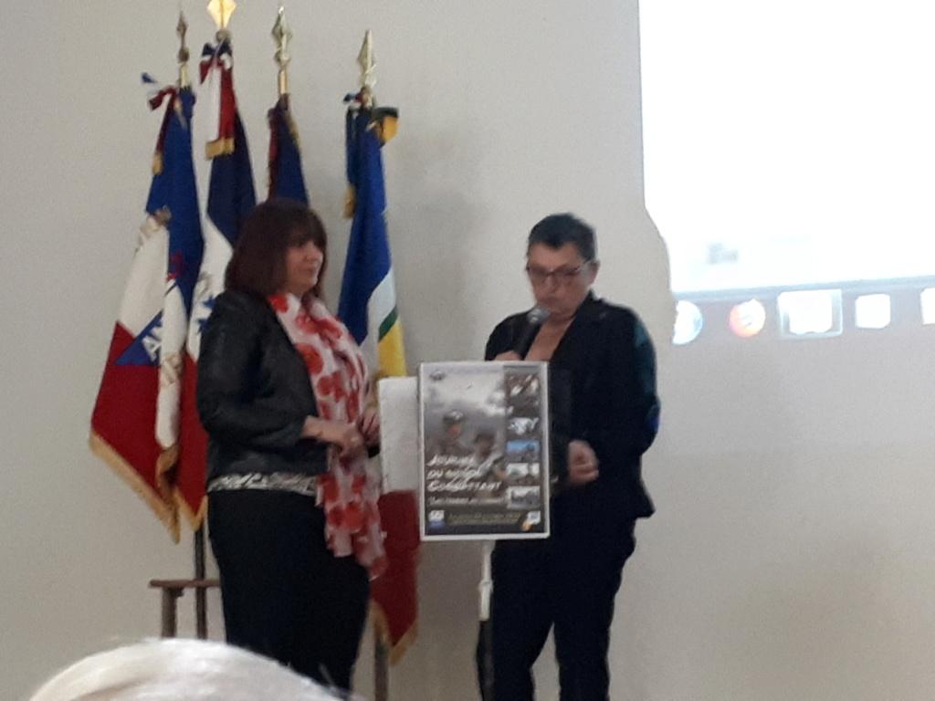 Nouvelles décorations à l'UNP Ariège 20191017