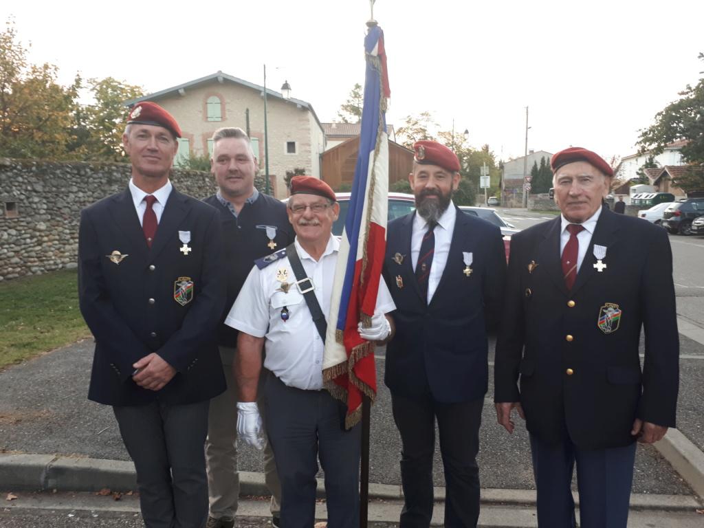 Nouvelles décorations à l'UNP Ariège 20191019