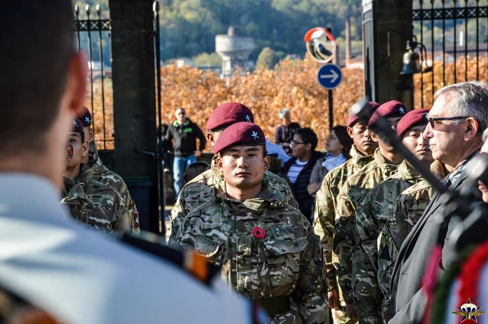 Un invité de marque au 1er RCP pour les commémorations du 11 novembre 45887110