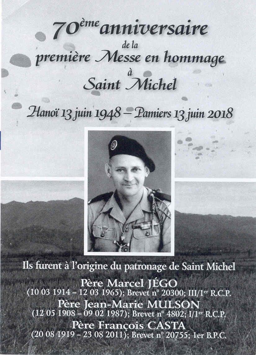 70ème anniversaire de la création de la Saint Michel 70yme_10