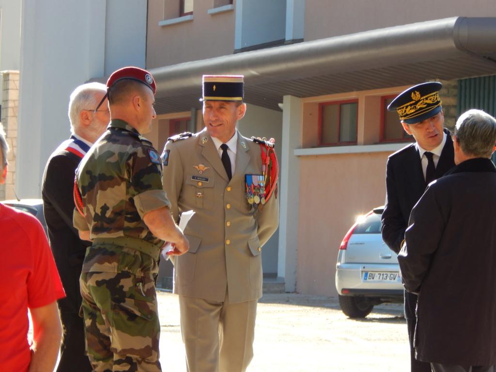 """Lieutenant-colonel Mercury René """"La jeunesse qui s'engage"""" Dscn2110"""