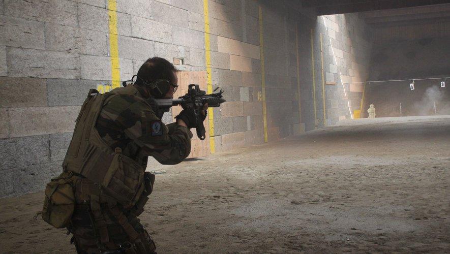 1er RCP: l'entraînement continue en appliquant les gestes barrières Image19