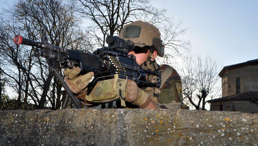 Des sections de combat du 1er RCP à l'épreuve des tests Image_17