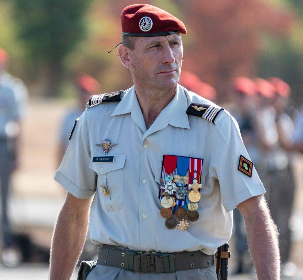 """Lieutenant-colonel Mercury René """"La jeunesse qui s'engage"""" Lt_col10"""