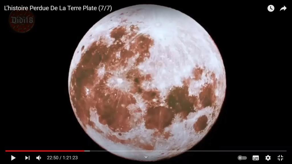 L'Histoire Perdue De La Terre Plate  Lune10