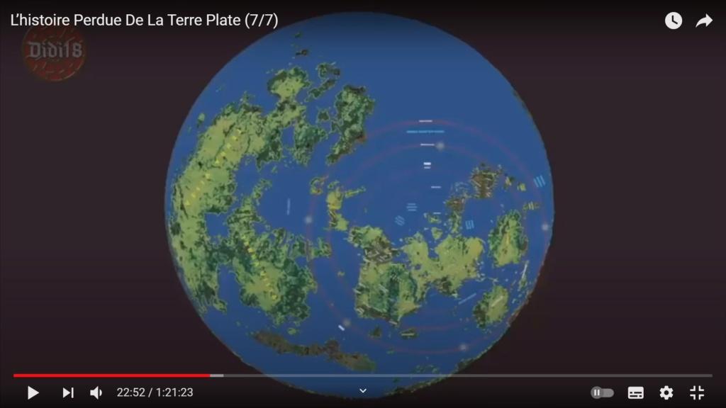 L'Histoire Perdue De La Terre Plate  Terre10