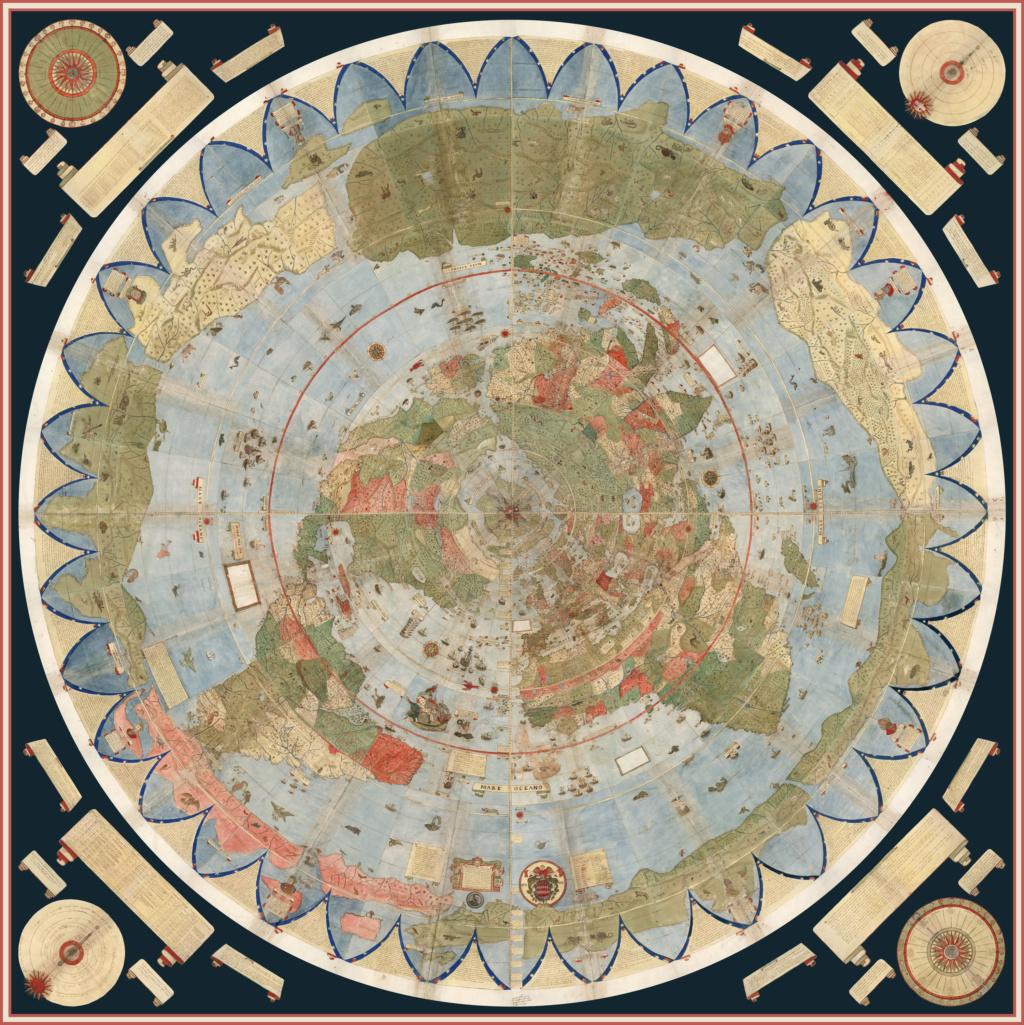 L'Histoire Perdue De La Terre Plate  Urbano10