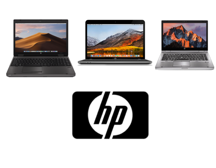 HP ProBook EliteBook macOS 11111110