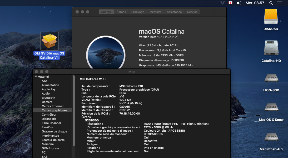 macOS Catalina 10.15 Developper Beta - Page 4 124