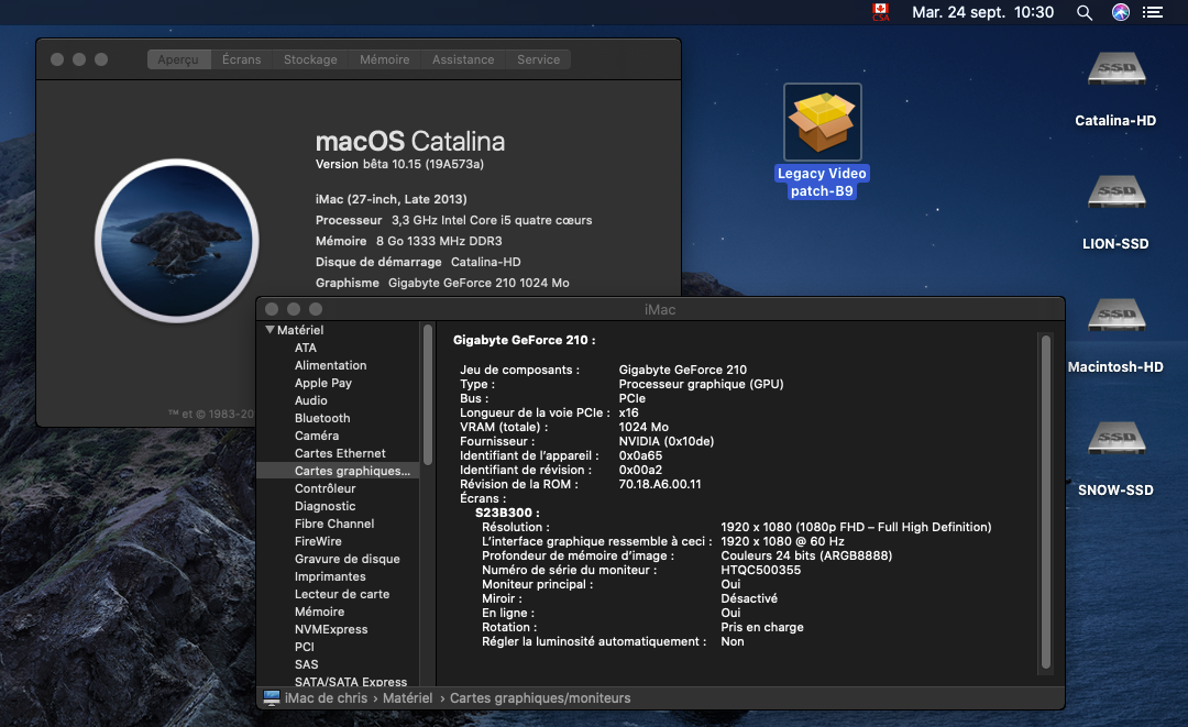macOS Catalina 10.15 Developper Beta - Page 5 128
