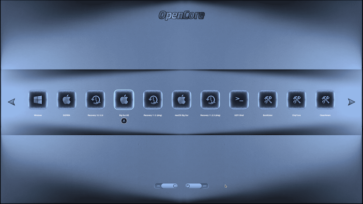 Themes Modern et Default OpenCore-0.6.6 + + + - Page 5 15163810
