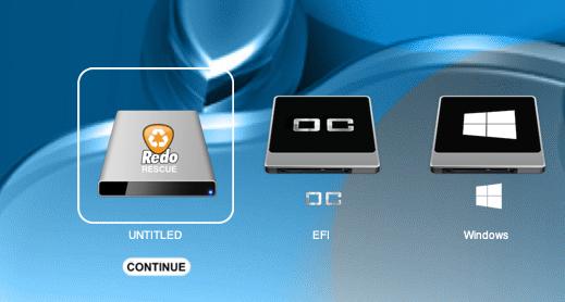 Astuce gratuite pour sauvegarder votre disque système avec EFI comprise. 19051710