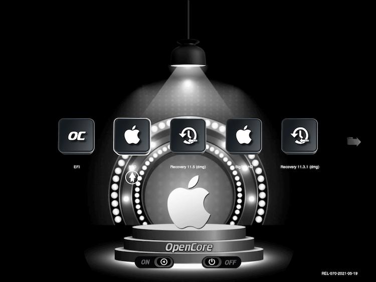 Themes OpenCore 0.7.0 ++ 20113010