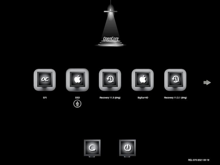 Themes OpenCore 0.7.0 ++ 20113410