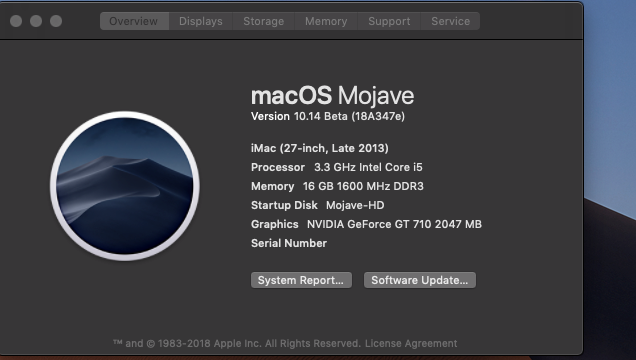 macOS Mojave 10.14 .Beta (Beta1, Beta2, Beta3, Beta4, Beta5, Beta6 . . .) - Page 5 20231610