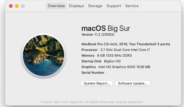 macOS Big Sur 11 / 11.1 / 11.2 / 11.3 (Beta) - Page 13 20819210