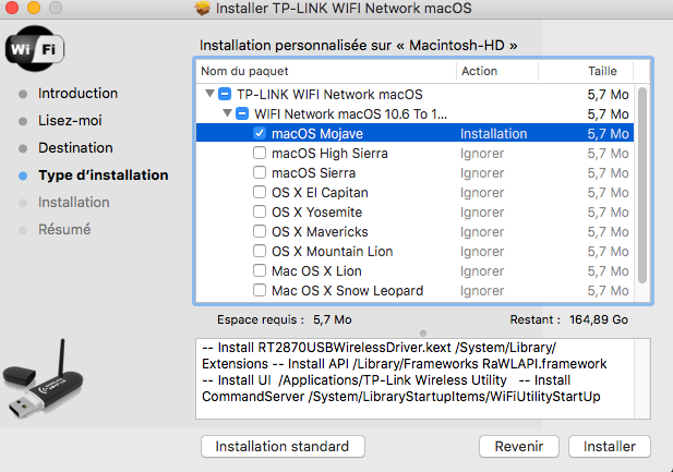 TP-LINK WIFI Network macOS 2captu14